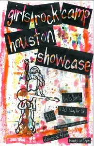 GRCH 2013 Showcase Flyer
